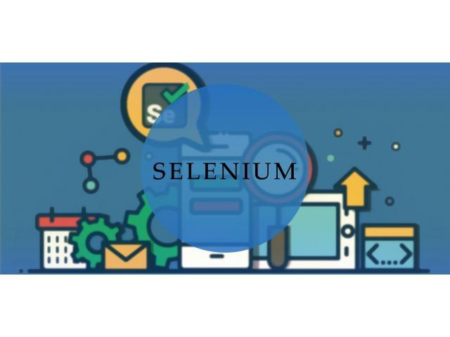 Best Selenium Training Institute in Marathahalli, Bangalore