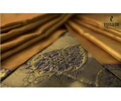 Bridal Kanchipuram Silk Sarees - Wedding pattu sarees collections