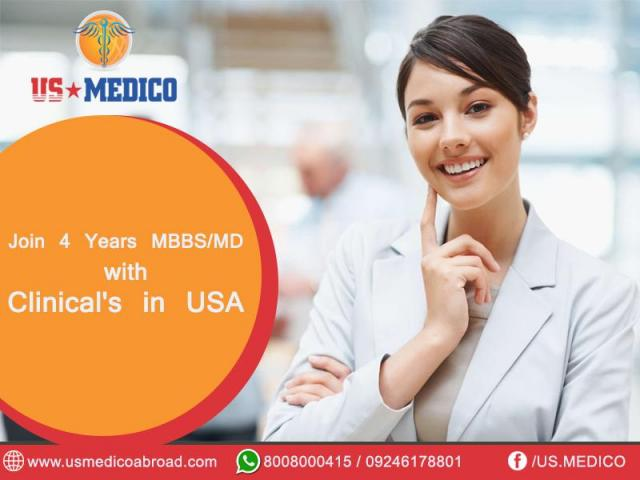 Study MBBS in USA's Top Medical Schools   MBBS Admission in USA