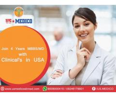 Study MBBS in USA's Top Medical Schools | MBBS Admission in USA
