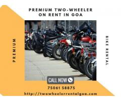 Bike hire in goa - Goa Bike INC