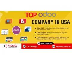 Top Odoo Company in USA