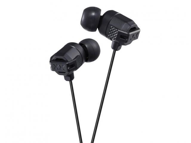 Buy  JVC HA-FX102 BLACK In-Ear Headphones Extreme Bass