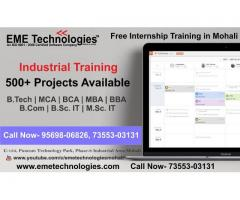 6 Months Industrial Training in Mohali