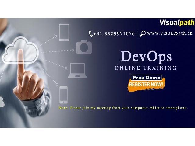 DevOps Training institute in Hyderabad | Best DevOps Online Training Course