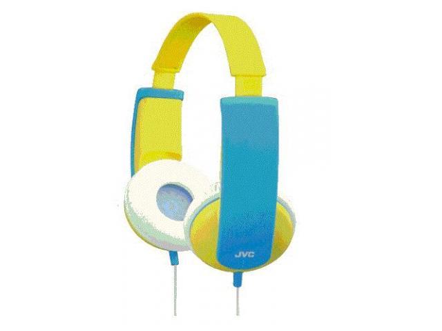 Buy Yellow JVC HA-KD5-Y Kids Headphones with Volume Limiter | Kids Headphone | Annova.co.in