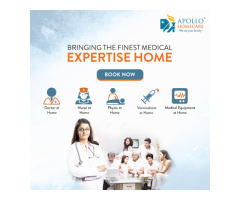 Hospital services at home Bangalore