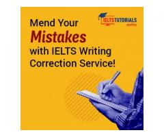 IELTS Exam | Writing Correction Service – Your Helping Hand