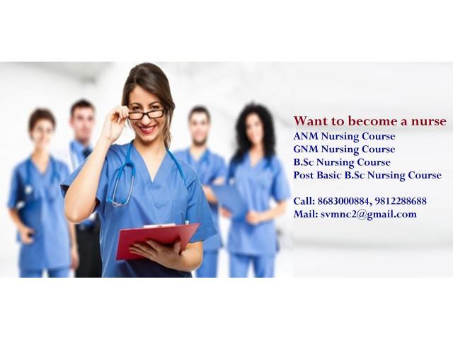 Best College for Nursing Course in Rohini, Delhi