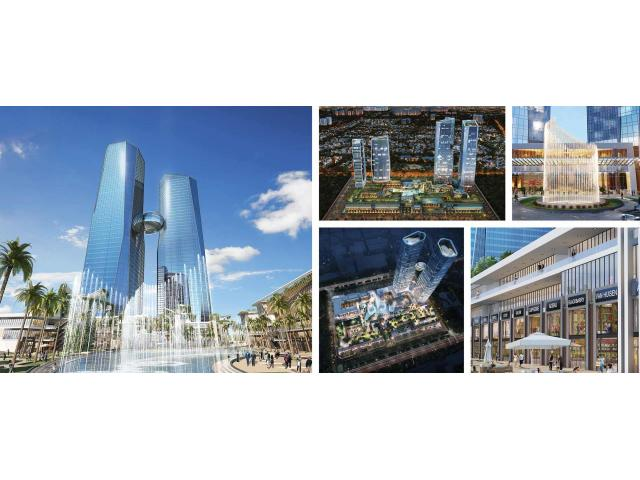 Bhutai Cyberthum commercial property in noida Sec 140A