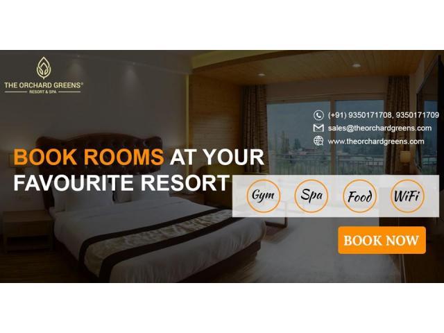 4 Star Luxury Resort in Manali-Room Packages in Manali