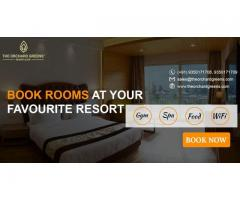 4 Star Luxury Resort in Manali-Room Packages in Manali