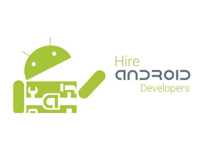 Hire Dedicated Android Developers India