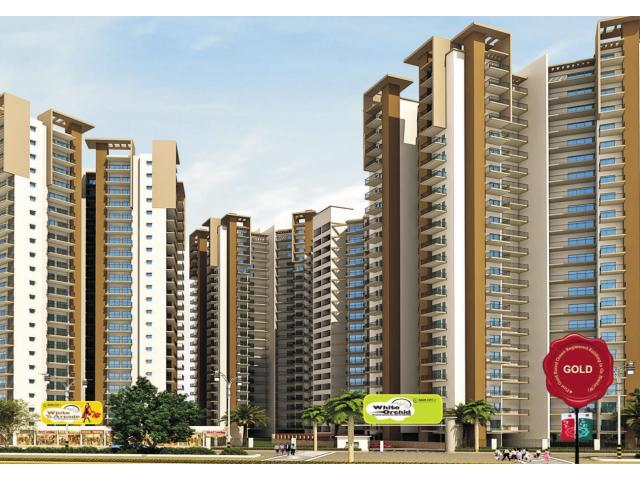 White orchid ready to move flats in Greater Noida West