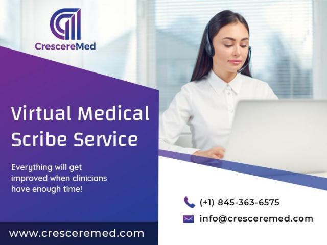 Virtual Medical Scribe Service | Best Virtual Medical Scribe