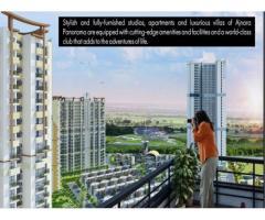 Ajnara Panorama Residential Luxury Flats & Villas in Yamuna Expressway
