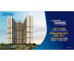 Ajnara Panorama  offers  3 BHK Apartments In Greater Noida