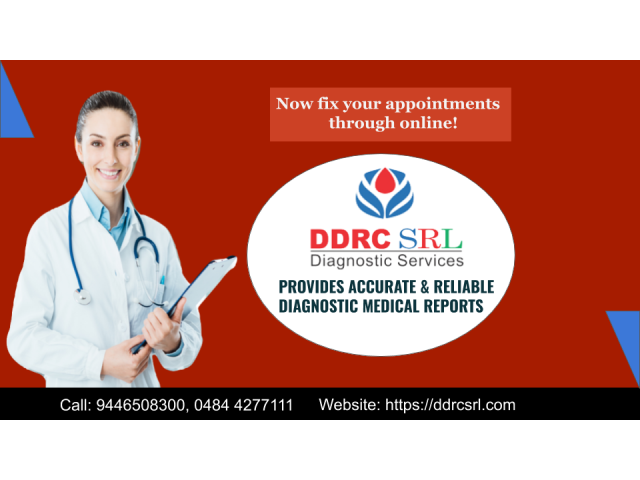 DDRC SRL Medical Testing Laboratory In Kerala