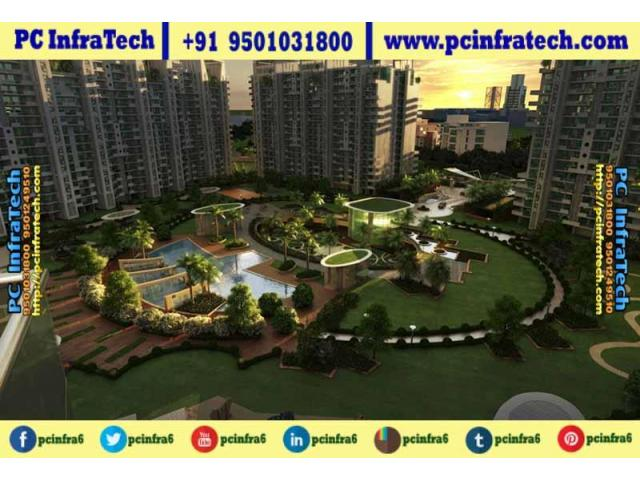 Jlpl falcon view 4bhk ready to move flats in Mohali 95O1O318OO