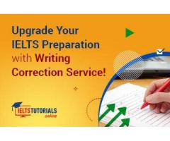 Upgrade Your IELTS Preparation with Writing Correction Service!