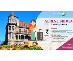 Kufri Tour Package | Weekend tour package in Shimla
