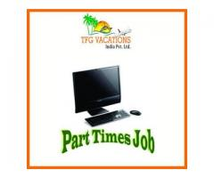 Offer For Part Time Jobs Required 100 Candidates