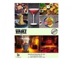 Top Notch The Vault Cafe Franchise