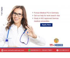 PG in Germany | PG  Admission in Germany- Us Medico