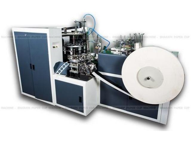 Paper cup machine India - AR Paper cup Machine
