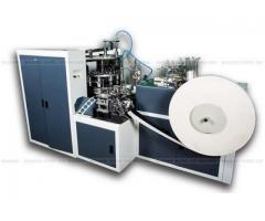 Paper cup machine India - AR Paper cup Machine