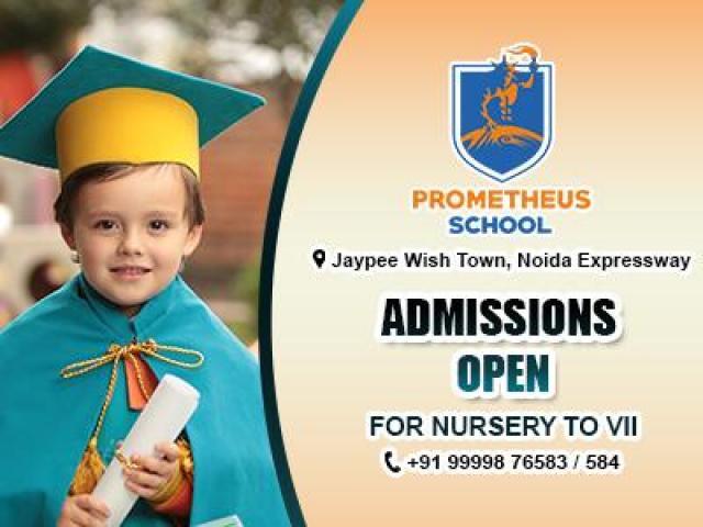 IB Schools In Noida - Prometheus School