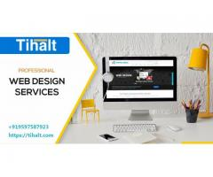 Professional Website Development Agency in Bangalore - Tihalt