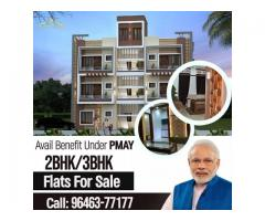 3 BHK flat in kharar landran road