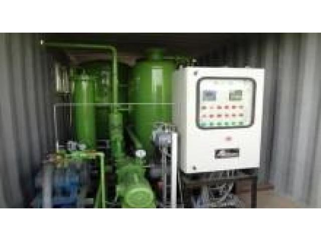 Biogas Manufacturing and Upgradation System in India