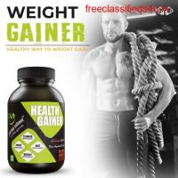 Pharma Science Muscle Mass and Weight Gainer Supplement Powder for men and women.