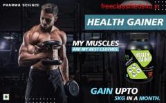 Buy Ayurvedic Supplements For Weight  Gain    Pharma Science