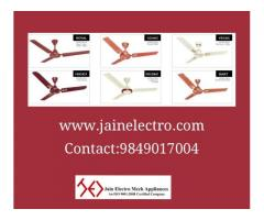 Ceiling Fans manufactures in India