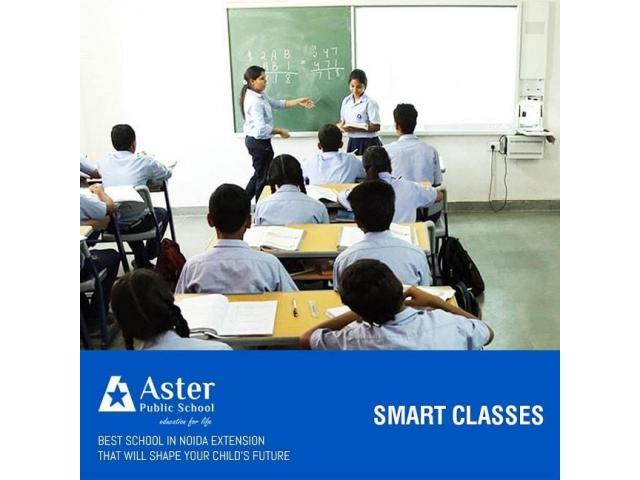 Top Schools in Noida | Aster Public School