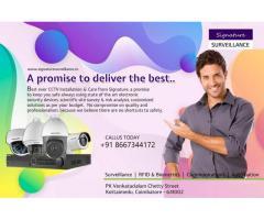 Signature Surveillance in Coimbatore, CCTV Camera Dealers in Coimbatore