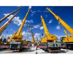 Industrial cranes manufacturer UAE
