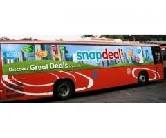 Advertisements on Buses | Bus Advertising in Bangalore