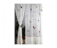 Buy Handloom Curtains at Diaries of Nomad