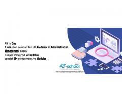 E-School management ERP Software Application
