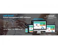 E-School management ERP Software Application