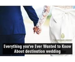 EVERYTHING YOU'VE EVER WANTED TO KNOW ABOUT DESTINATION WEDDING