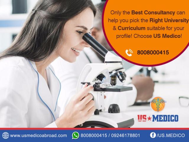Study MBBS at low cost in top Universities abroad with US Medico - Usmedicoabroad.com