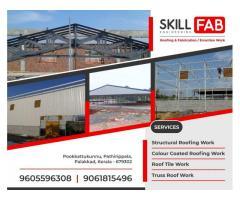 Best Industrial roofing contractors in Palakkad Ottapalam Pattambi Pathirippala Pookkattukunnu