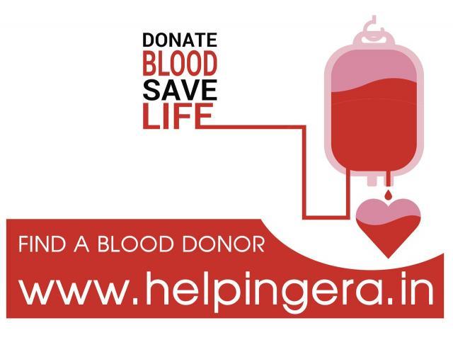 DONATE BLOOD SAVE LIVES HELPING ERA