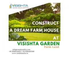 Visishta Garden farmland near Bibinagar|Yadadri-Visishta Infra Developers Hyderabaad