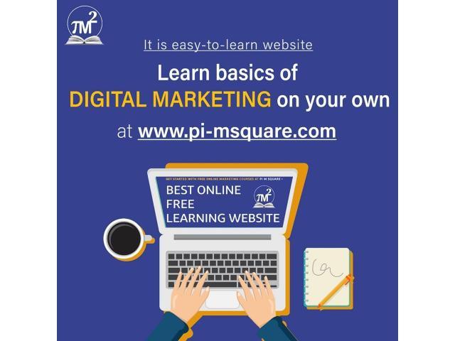 free online digital marketing course in Hyderabad  |Learn Digital marketing for free